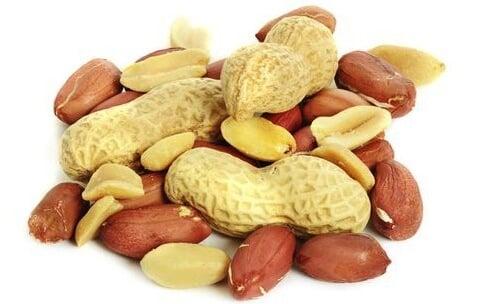 Beneficios para la salud del cacahuate