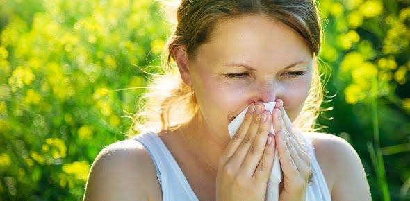 Rinitis alérgica: Síntomas